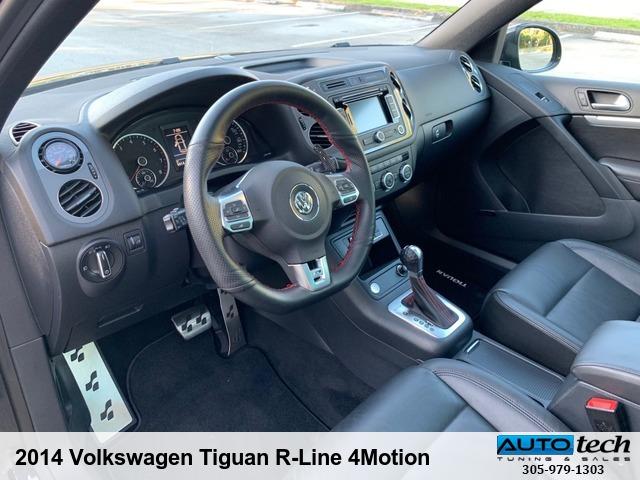 2014 Volkswagen Tiguan R