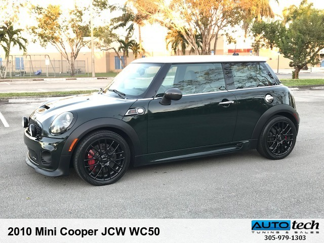2010 Mini Cooper Jcw Wc50 Autotech Tuning Sales 14225 Sw 139th Ct
