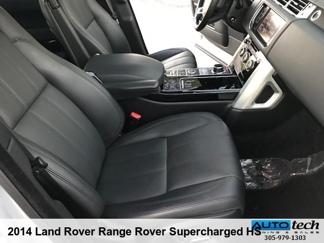2014 Land Rover Range Rover Supercharged HSE