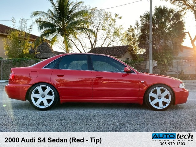2000 Audi S4 2.7T (Red - Auto)