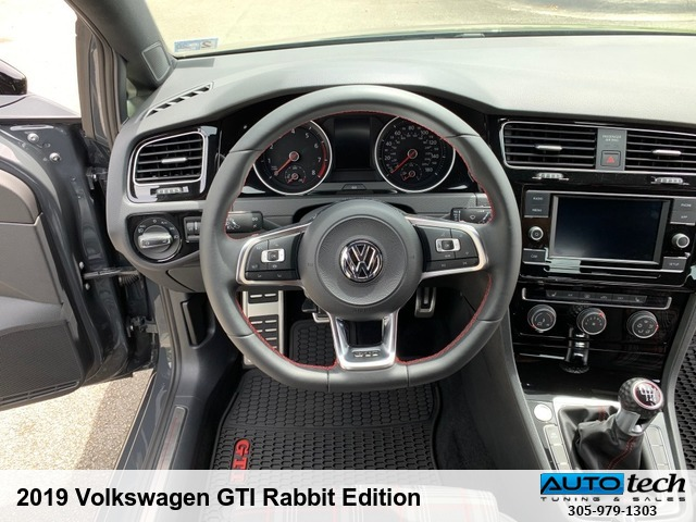 2019 Volkswagen GTI Rabbit Edition