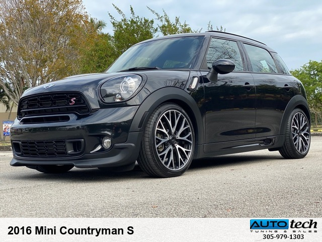 2016 Mini Countryman S