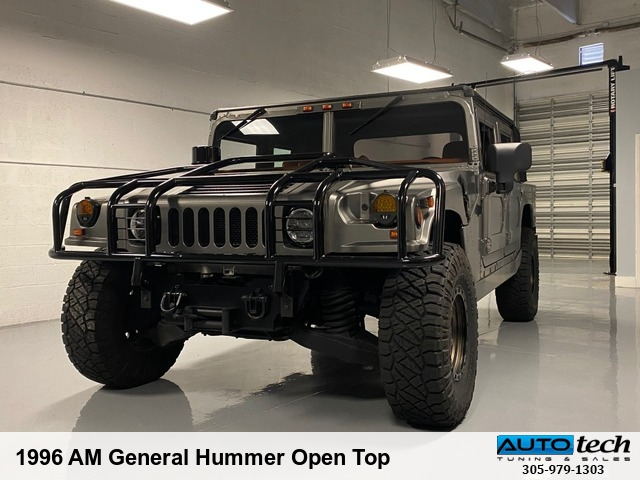 1996 AM General Hummer H1 Open Top